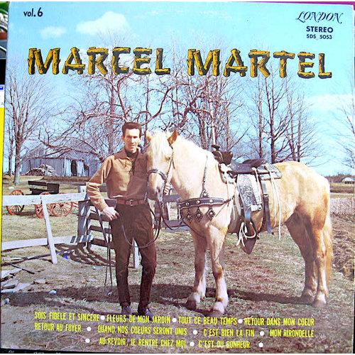 Marcel Martel - Vol. 6 [USED]