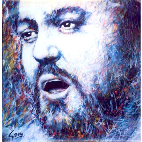 Various, Luciano Pavarotti, National Philharmonic Orchestra, Oliviero De Fabritiis, Riccardo Chailly - Verismo Arias [USED]
