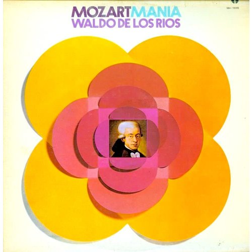 Waldo De Los Rios - Mozartmania [USED]