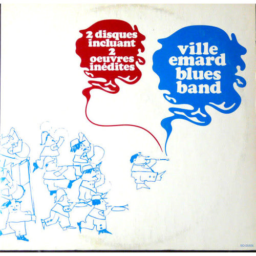 Ville Emard Blues Band - Ville Emard Blues Band [USED]