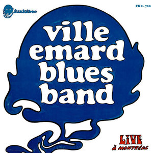 Ville Emard Blues Band - Live À Montréal [USED]