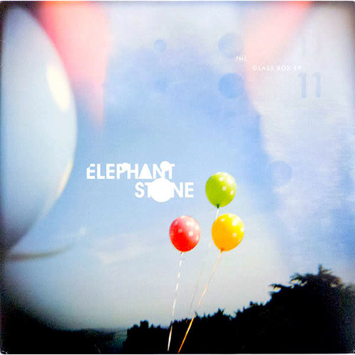 Elephant Stone - The Glass Box EP [USED]