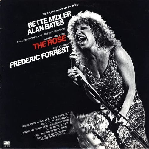 Bette Midler - The Rose - The Original Soundtrack Recording [USED]