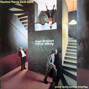 Manfred Mann's Earth Band - Angel Station [USED]