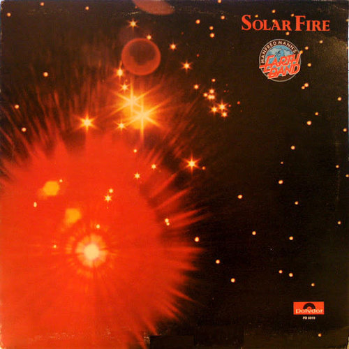 Manfred Mann's Earth Band - Solar Fire [USED]