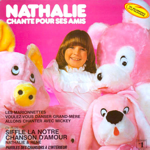 Nathalie Simard - Nathalie Chante Pour Ses Amis [USED]