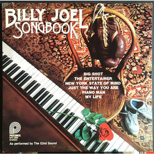 The 52nd Sound - Billy Joel Songbook [USED]