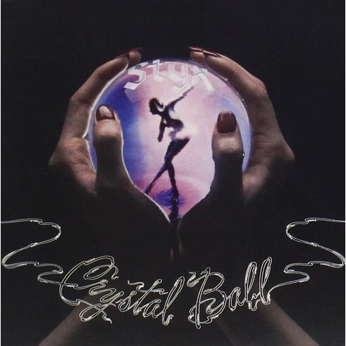 Styx - Crystal Ball  [USED]