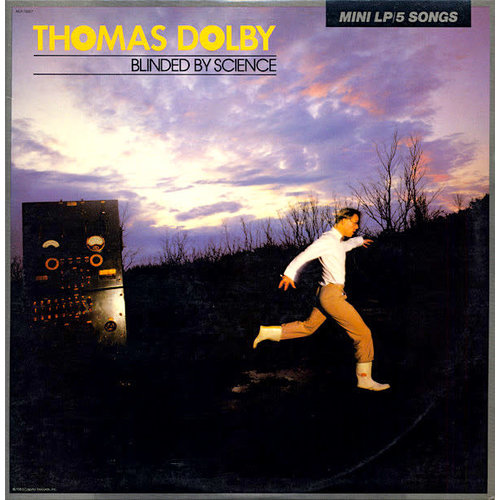 Thomas Dolby - Blinded By Science [USED]