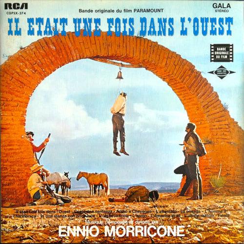 Ennio Morricone - Il Était Une Fois Dans L'Ouest [USED]