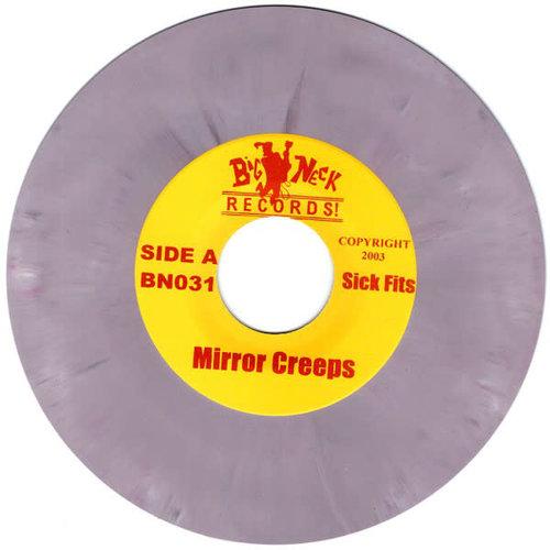 Sick Fits - Mirror Creeps [USED]