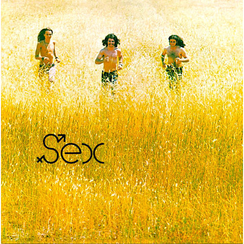 Sex - Sex (Limited Edition - 2nd pressing - Crystal Clear Vinyl) [NEW]