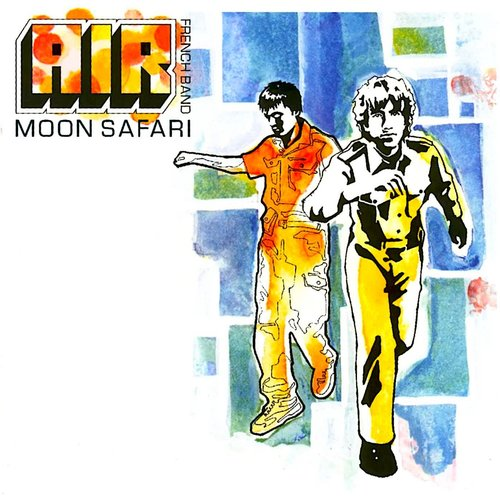 AIR - Moon Safari  [NEW]