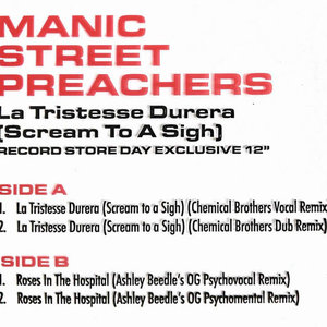 Manic Street Preachers - Done & Dusted  [NEUF]