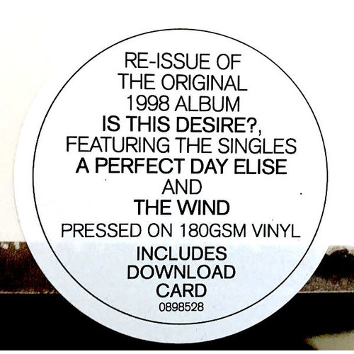 PJ Harvey - Is This Desire?  [NEW]