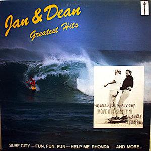 Jan & Dean - Jan & Dean Greatest Hits, The Pick Of [USAGÉ]