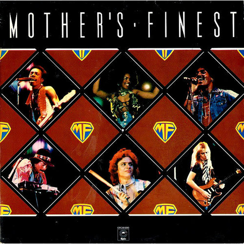 Mother's Finest - Mother's Finest [USED]