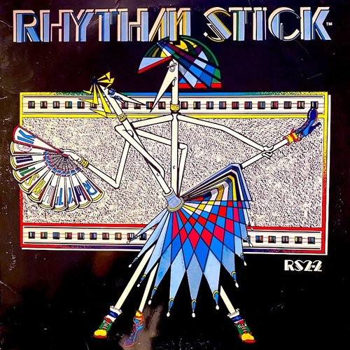 Various - Rhythm Stick 2-2 [USED]