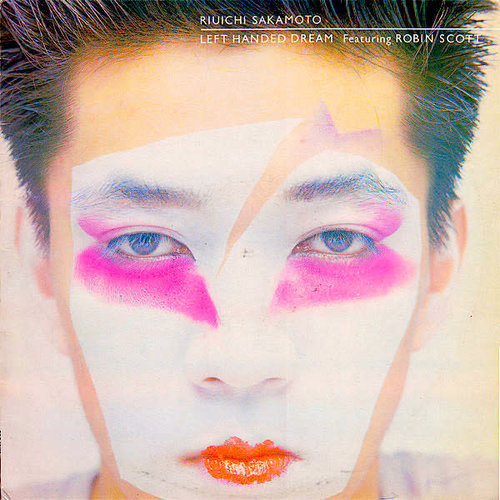 Ryuichi Sakamoto Featuring Robin Scott - Left Handed Dream [USED]