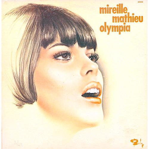 Mireille Mathieu - Olympia [USAGÉ]