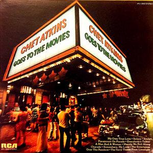 Chet Atkins - Chet Atkins Goes To The Movies [USAGÉ]