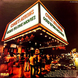 Chet Atkins - Chet Atkins Goes To The Movies [USED]