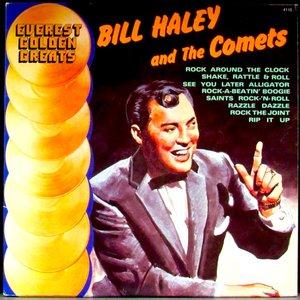Bill Haley - Bill Haley And The Comets [USAGÉ]