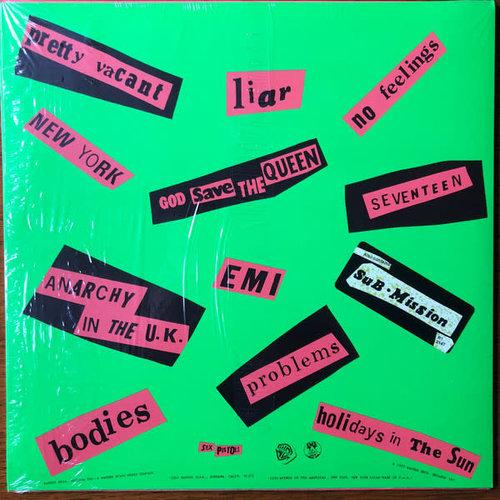 Sex Pistols - Never Mind The Bollocks Here's The Sex Pistols  [NEW]