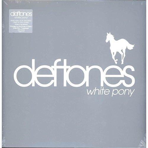 Deftones - White Pony  [NEW]