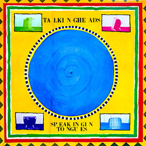 Talking Heads - Speaking In Tongues (Limited Edition - Blue Vinyl) [NEW]
