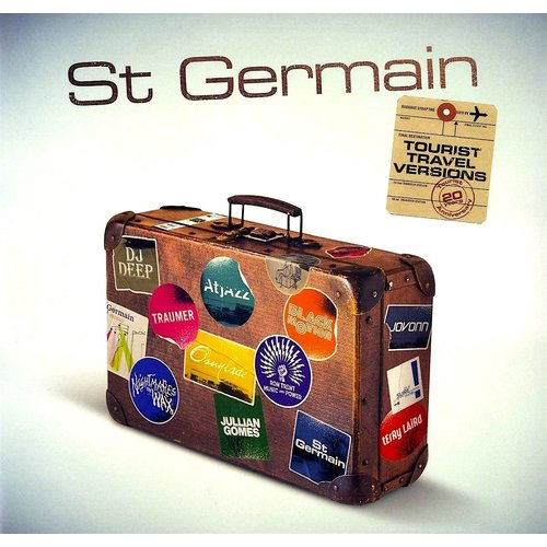 St Germain - Tourist Travel Versions (20th Anniversary) [NEW]