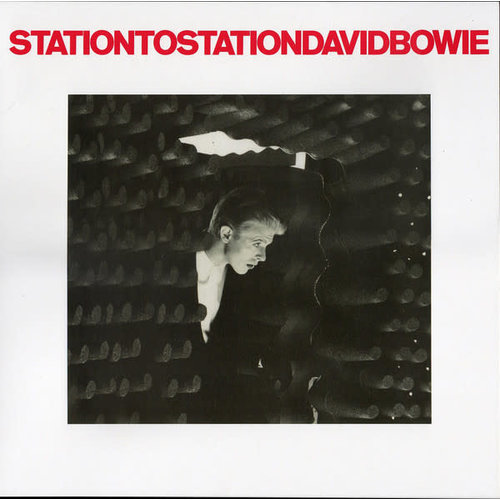 David Bowie - Station To Station (45th Anniversary Limited Edition - Red Vinyl) [NEW]
