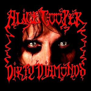 Alice Cooper - Dirty Diamonds (Transparent Red Vinyl) [NEW]
