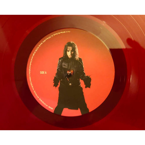 Alice Cooper - Dirty Diamonds (Transparent Red Vinyl) [NEUF]
