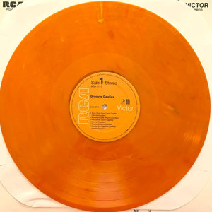 Groovie Goolies - Groovie Goolies (Limited Edition - Orange Pumpkin Vinyl) [NEW]