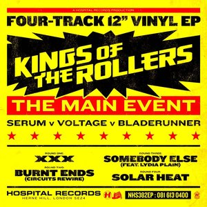 Kings Of The Rollers - The Main Event  [NEW]