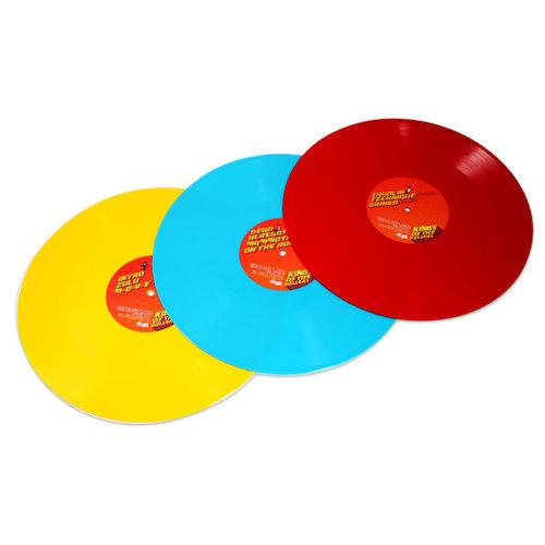 Kings Of The Rollers - Kings Of The Rollers (3LP - Coloured Viny) [NEW]