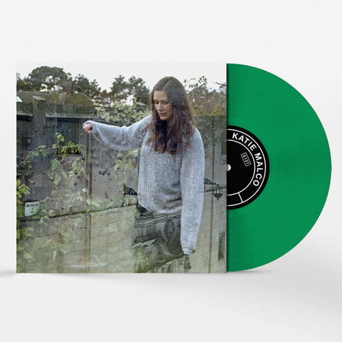 Katie Malco - Failures (Limited Edition - Clear Green Vinyl) [NEW]