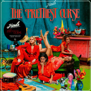 Hinds - The Prettiest Curse (Limited Edition - Red Translucent Vinyl) [NEW]
