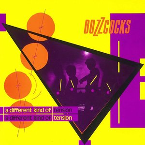 Buzzcocks - A Different Kind Of Tension (Remastered + 8-page booklet) [NEW]