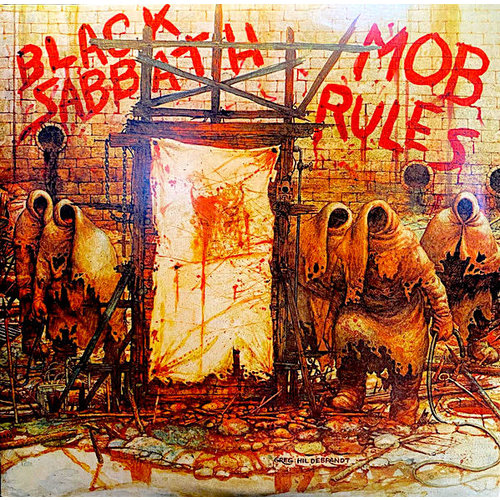 Black Sabbath - Mob Rules (40th Anniversary Edition) [NEW]