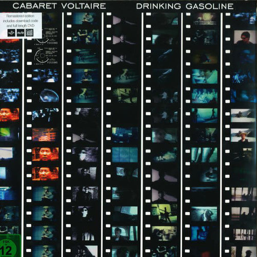 Cabaret Voltaire - Drinking Gasoline / Gasoline In Your Eye (LP + DVD) [NEW]