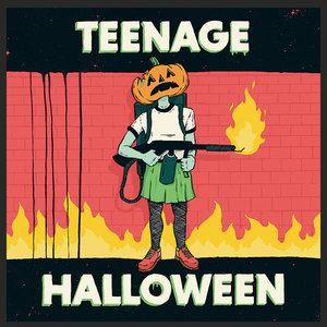 Teenage Halloween - Teenage Halloween (Transparent Light Blue Vinyl)[NEW]