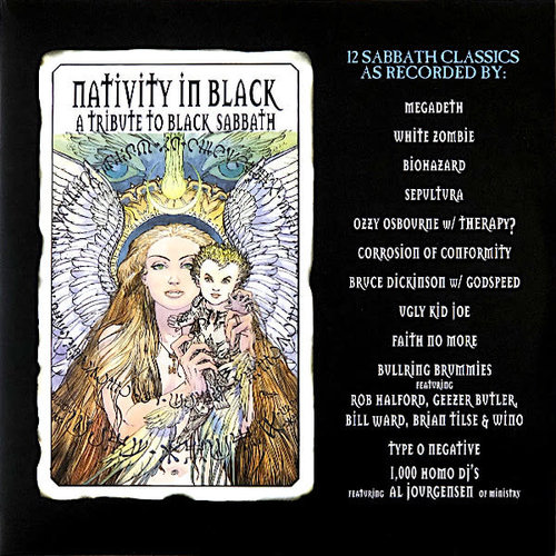 Various - Nativity In Black - A Tribute To Black Sabbath  [NEUF]