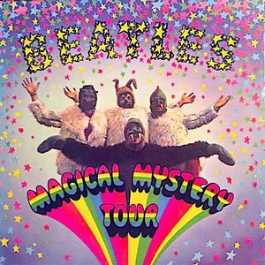 The Beatles - Magical Mystery Tour [USED]