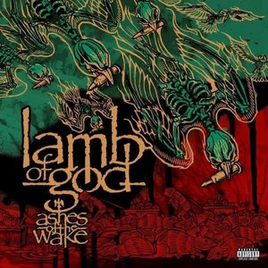 Lamb Of God - Ashes Of The Wake (15th Anniversary Limited Edition - Coloured Vinyl)[USED]