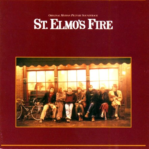 Various - St. Elmo's Fire (Original Motion Picture Soundtrack) [USED]