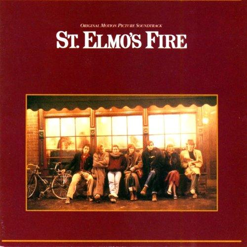 Various - St. Elmo's Fire (Original Motion Picture Soundtrack) [USAGÉ]