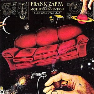 Frank Zappa And The Mothers - One Size Fits All [USAGÉ]