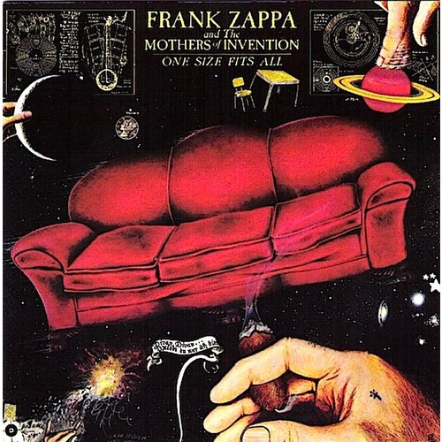Frank Zappa And The Mothers - One Size Fits All [USED]